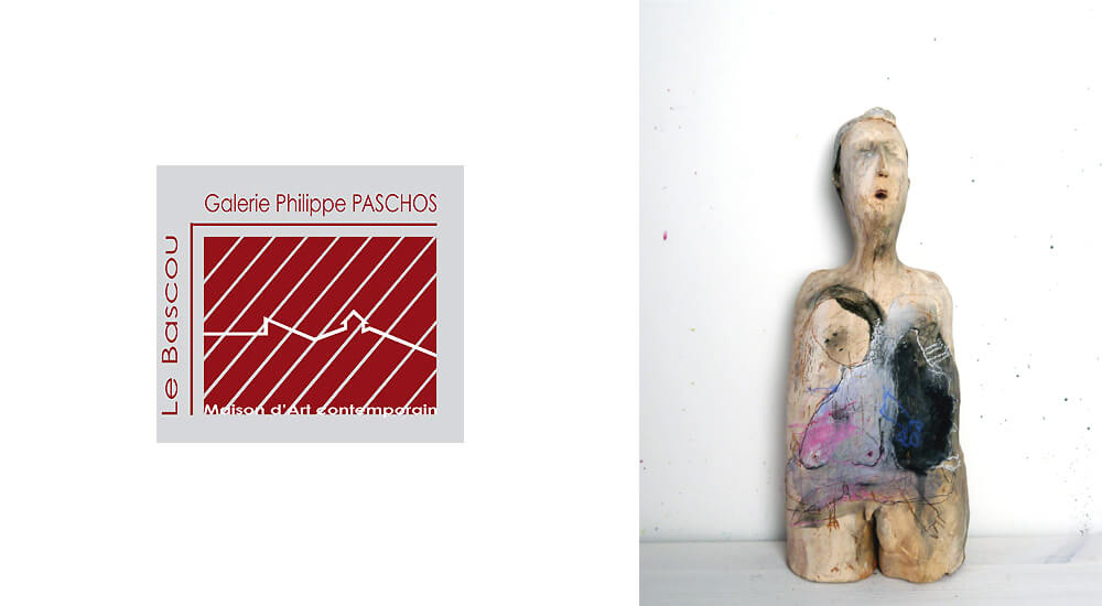 Exposition collective Tidru Galerie Philippe Paschos